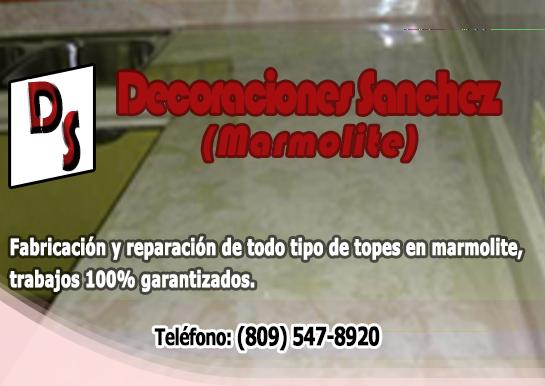 Docoraciones Sanchez